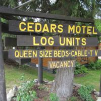 Hotel Pictures: The Cedars Motel, Sicamous