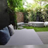 Luxury Suite with Private Garden