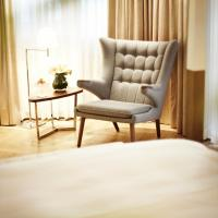 Luxury Double Room with Balcony
