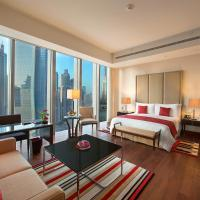 Premier Double Room With Burj Khalifa View