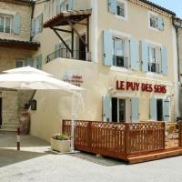 Hotel Pictures: Logis Le Puy Des Sirènes, Puygiron