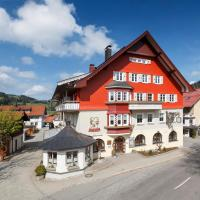 Hotelbilleder: Brauereigasthof Schäffler, Missen-Wilhams