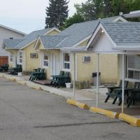 Hotel Pictures: Fort Motel, Fort Macleod