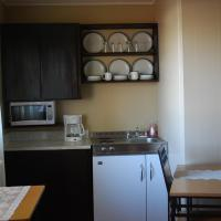 Double Room with Two Double Beds and Kitchenette