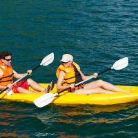Double or Twin Room (Kayak Explorer 3 Days 2 Nights)
