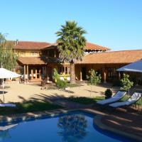 Фотографии отеля: Hotel Posada Colchagua, Santa Cruz