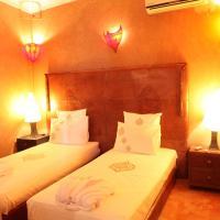 Ouarzazate Twin Room