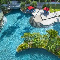 Double or Twin Room with Lagoon View