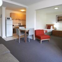 Two-Bedroom Studio Apartment