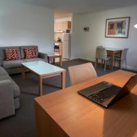Executive One-Bedroom Apartment