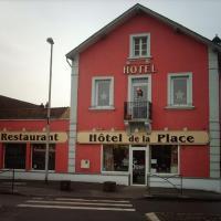 Hotel Pictures: Pension Hotel Restaurant de la Place, Voujeaucourt