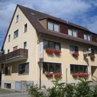 Hotel Pictures: Gasthof-Metzgerei Rotes Ross, Burghaslach