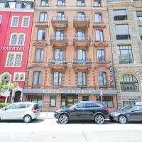 Zdjęcia hotelu: Hotel Tourist, Frankfurt nad Menem