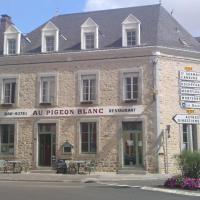 Hotel Pictures: Au Pigeon Blanc, Andouillé