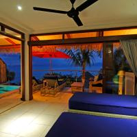 One-Bedroom Villa with Infinity Pool - Mid Level