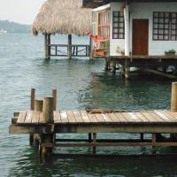 Φωτογραφίες: Hotel y Restaurante Backpackers, Rio Dulce