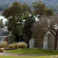 Chateaux Bourdeaux-Contro at Lake Nacimiento in Paso Robles Wine Country