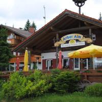 Hotel Pictures: Arber Alm, Bayerisch Eisenstein