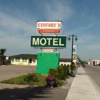 Hotel Pictures: Century II Motel, Fort Macleod