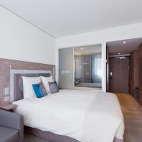 Executive Room with queen-size bed and single sofa bed (2 Adults + 1 child)