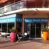 Hotel Pictures: Citotel Hôtel Tiercé Beach Hotel, Cagnes-sur-Mer