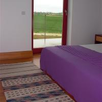 Double Room with Balcony and Country View