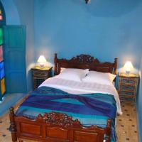 The Mogador Comfort Double Room