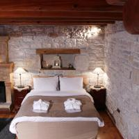 Suite with Mountain View and Fireplace