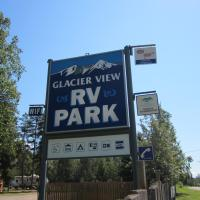 Hotel Pictures: Glacier View Cabins & RV Park, Smithers