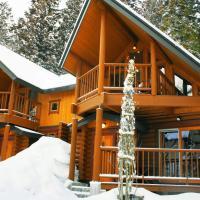 Фотографии отеля: Big Bear Chalets & Apartments, Хакуба-Мура