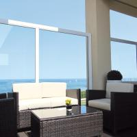 Family Room (2 Adults + 2 Children) with Sea View
