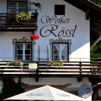 """Hotel Pictures: """"0"""" Sterne Hotel Weisses Rössl in Leutasch/Tirol, Leutasch"""