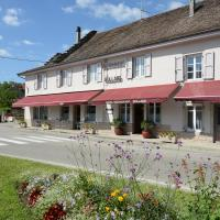 Hotel Pictures: Inter-Hotel Rolland, Montagnieu