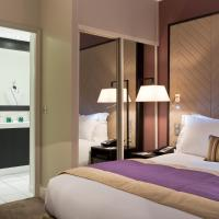 Junior Suite with 1 kingsize bed or Twin