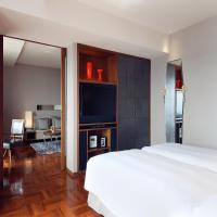 Shanghai Suite with City View