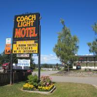 Hotel Pictures: Coach Light Motel, Vanderhoof