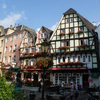 Hotel Pictures: Hotel Burgklause, Linz am Rhein
