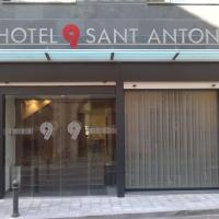 Hotel Pictures: Hotel 9 Sant Antoni, Ribes de Freser