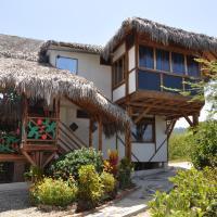 Hotel Pictures: Azuluna Ecolodge, Puerto López