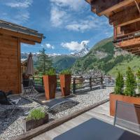 Family Room with Matterhorn View