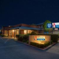 Fotografie hotelů: The Admiral Motor Inn, Rosebud