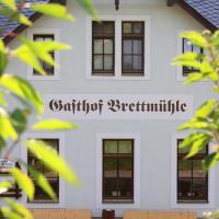 Hotelbilleder: Gasthof & Pension Brettmühle, Königswalde