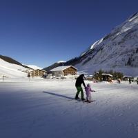 Hotel Pictures: Kinder- & Gletscherhotel Hintertuxerhof, Tux