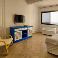 Economy Two-Bedroom Apartment with Sea View