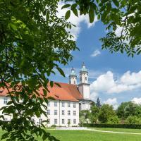Hotelbilleder: Hotel Kloster Holzen, Allmannshofen