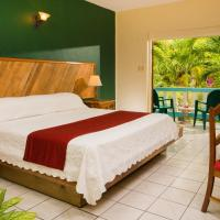 King or Double Room with Garden View
