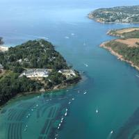 Hotel Pictures: Domaine Maritime de Beg Porz, Moëlan-sur-Mer