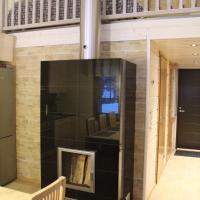 One-Bedroom House with Sauna