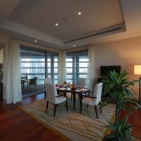 Luxury Suite with Burj Khalifa View