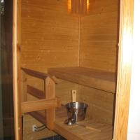 One-Bedroom Apartment with Sauna - B